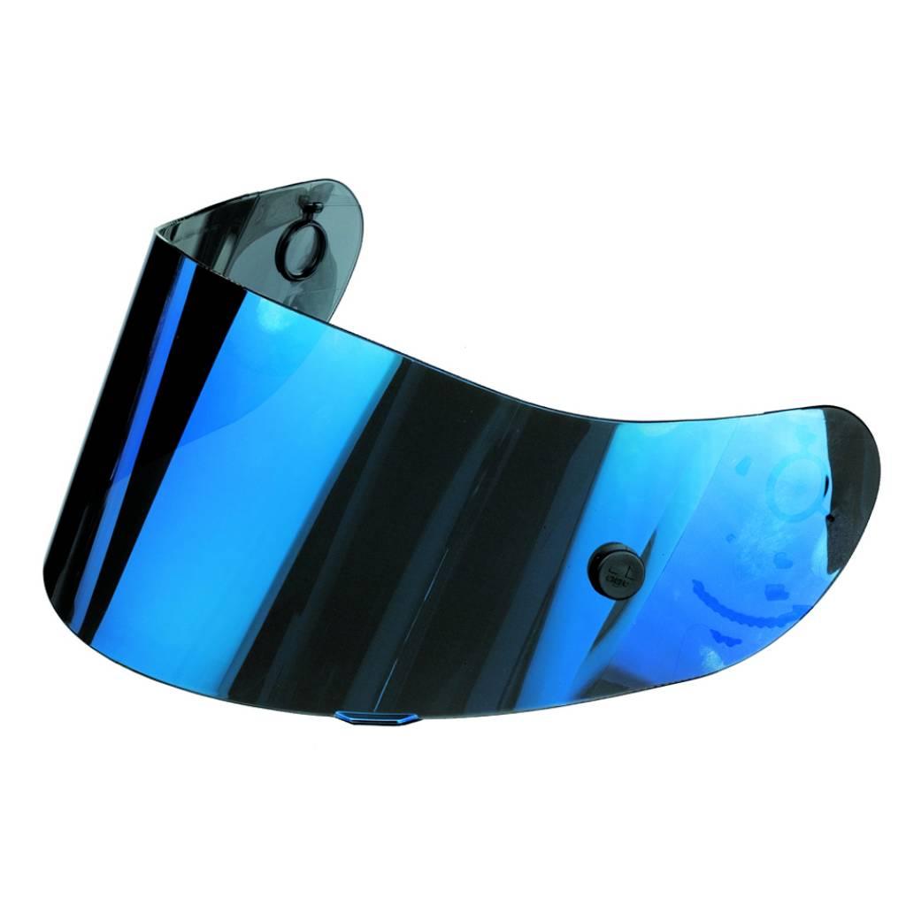 Agv Gp Tech T 2 Iridium Blue Visor Champion Helmets