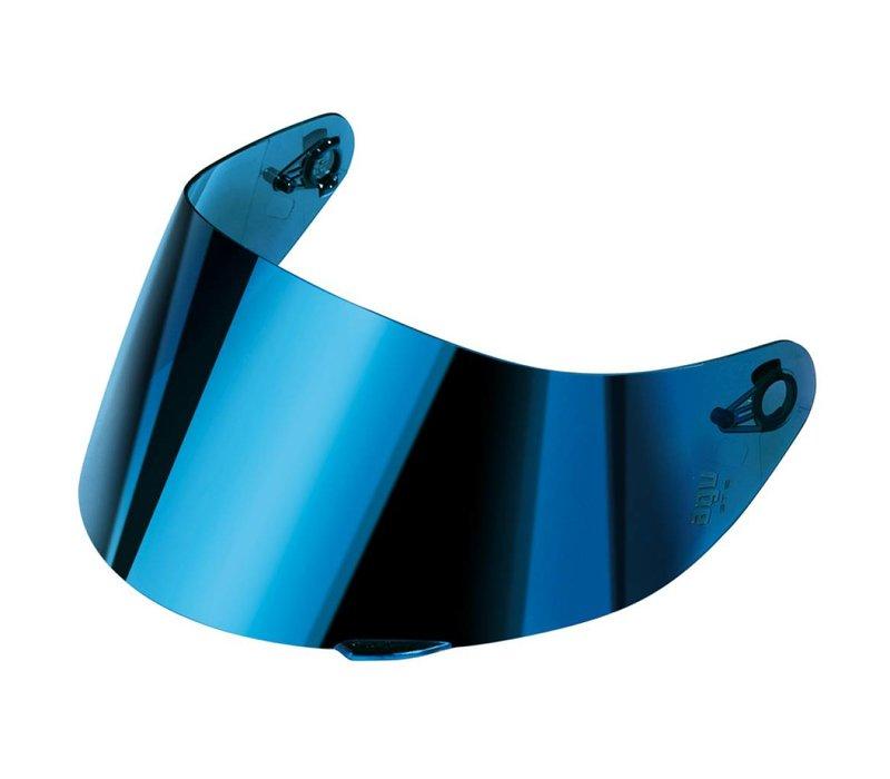 AGV K3 IRIDUM BLUE VISOR