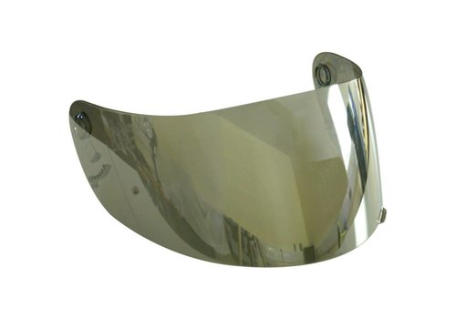 SHOEI X-SPIRIT 2 CHROME VISOR