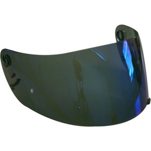SHOEI X-SPIRIT 2 BLEU VISOR
