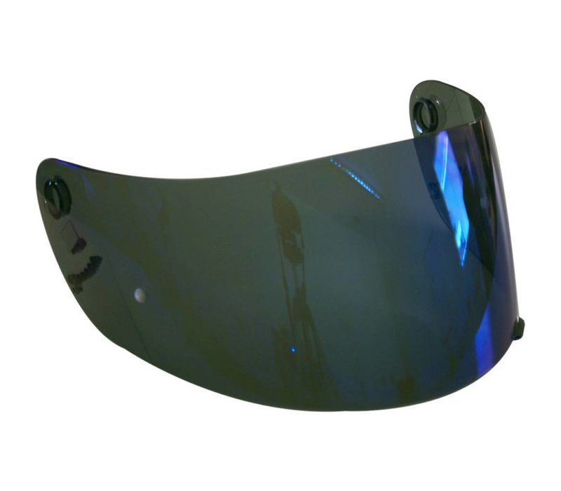 SHOEI X-SPIRIT 2/X-TWELVE BLUE VISOR