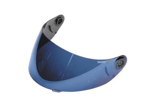 SHARK RACE-R PRO IRIDIUM BLAUW VIZIER