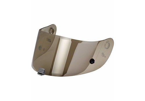 R-PHA 10 PINLOCK & TEAR OFF PREPARED IRIDIUM GOLD VISOR