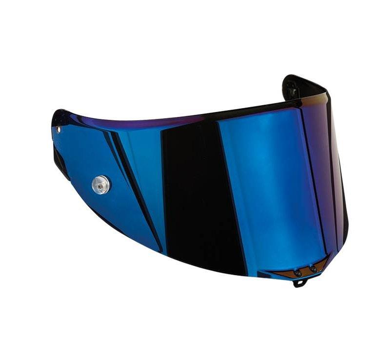 PISTA GP-CORSA IRIDIUM BLUE VISOR