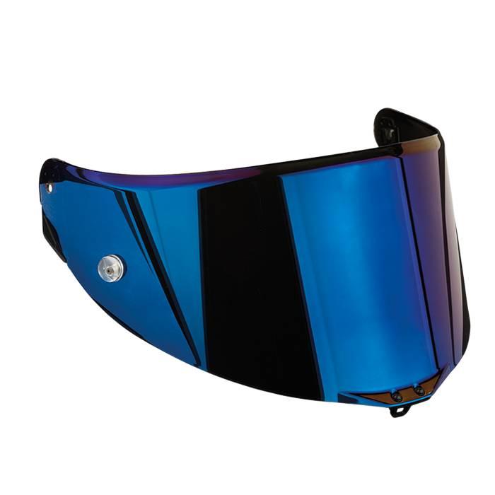 Agv Pista Gp Corsa Iridium Blue Visor Champion Helmets