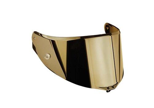 AGV Online Shop PISTA GP-CORSA IRIDIUM GOLD VISOR