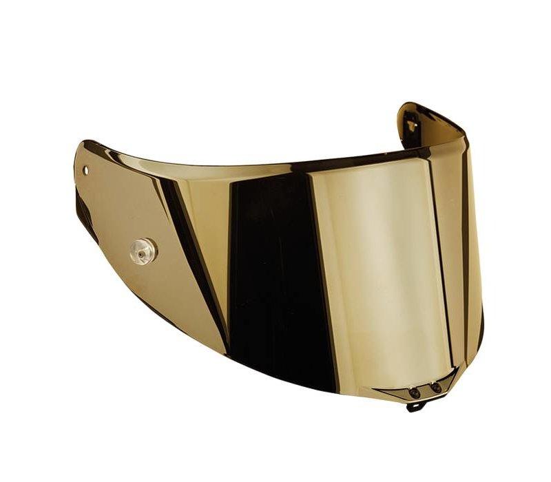 PISTA GP-CORSA IRIDIUM GOLD VISOR