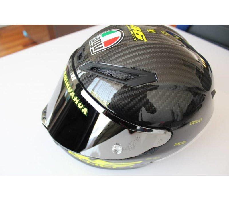 "Helmet ""Tribu dei Chihuaha"" Aufkleber"