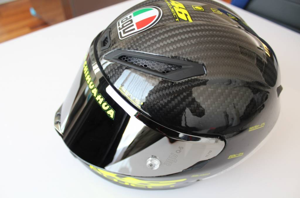 Helmet Shoei Yamaha