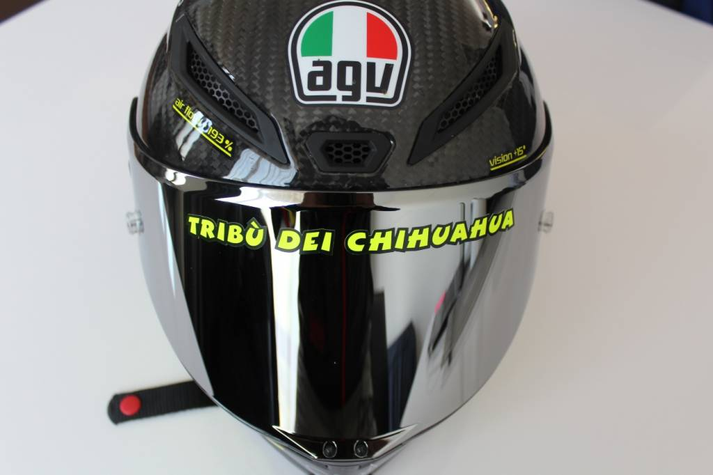 5 sticker meaning - Agv Helmet Quot Tribu Dei Chihuaha Quot Sticker Champion Helmets
