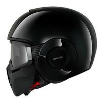 Raw Blank Black helmet
