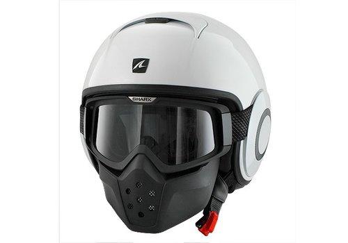 SHARK Raw Blank White Helm