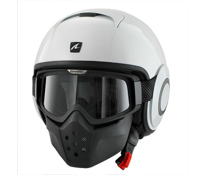 Raw Blank White helm