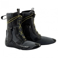 Alpinestars SUPERTECH-R Motorcycle Boots Black Red Yellow Fluo