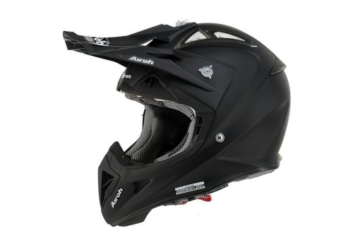 AIROH Aviator 2.2 capacete preto fosco