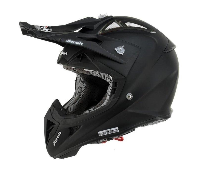 Aviator 2.2 capacete preto fosco