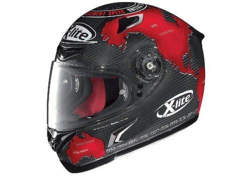 X-LITE X-802R ULTRA REPLICA Carlos Checa helmet