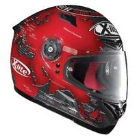 X-802R REPLICA ULTRA Carlos Checa casco