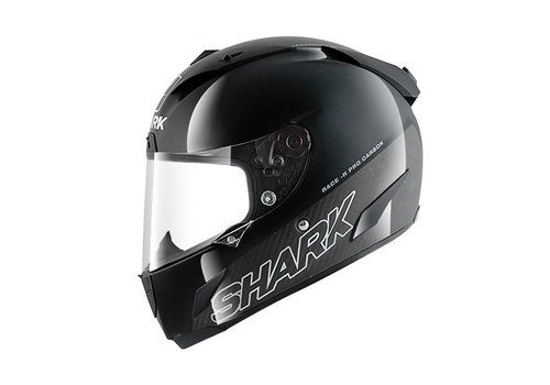 SHARK Race-R Pro Carbon Black casque