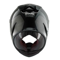 Race-R Pro Carbon Casco Negro