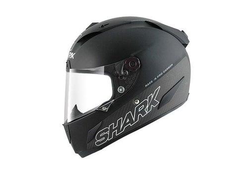 SHARK Race-r Pro Carbon Black matt casco