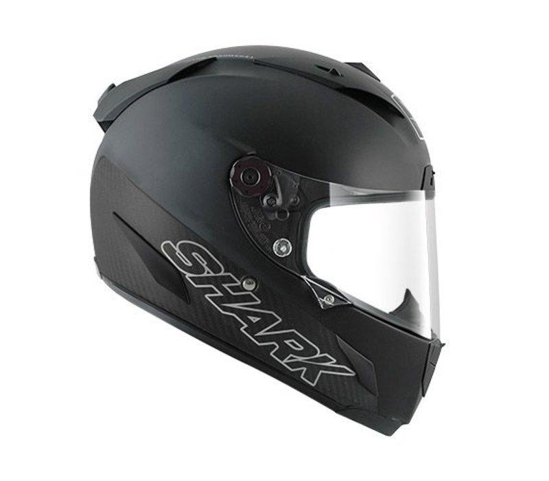Race-r Pro Carbon Black matt casco