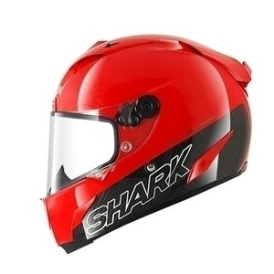 SHARK Race-r Pro Carbon Red helmet