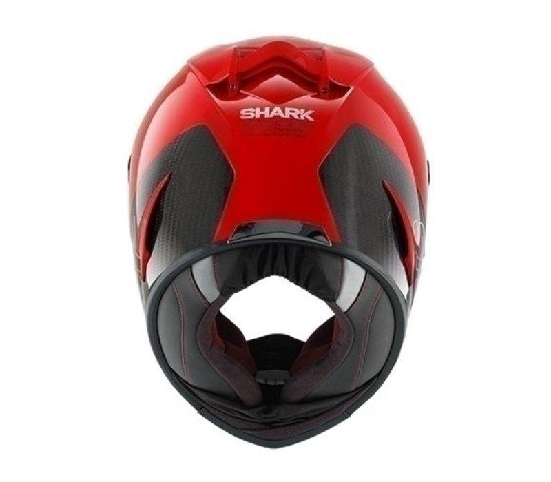 Race-R Pro Carbon Red casco