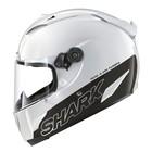 SHARK Race-r Pro Carbon White helmet