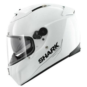 SHARK Speed-R White Helm