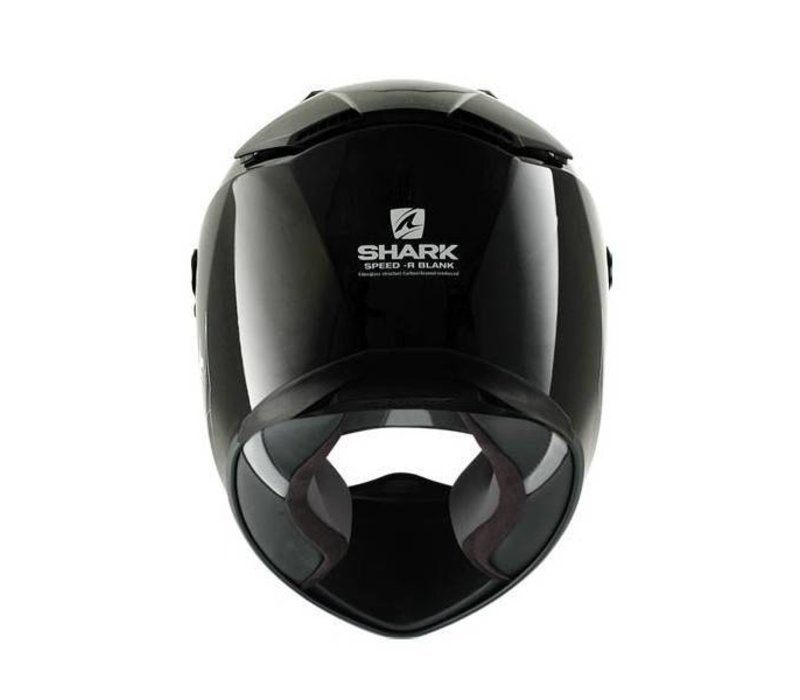 Speed-R Black Helm