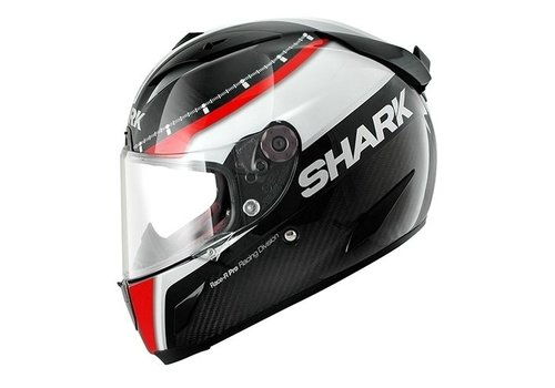 Shark Shark Race-r Pro Carbon Racing Division Helm KWR