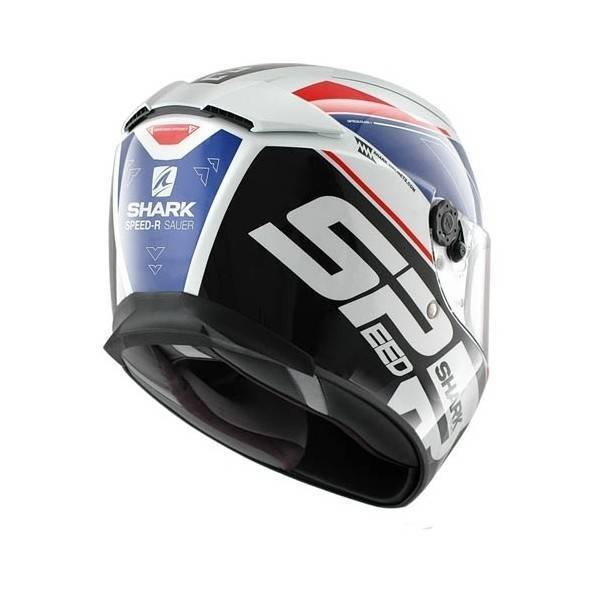 shark speed r sauer wbr casque champion helmets l 39 equipment moto. Black Bedroom Furniture Sets. Home Design Ideas