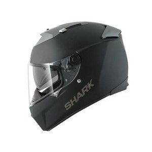 SHARK Geschwindigkeit-R Dual Schwarz Helm