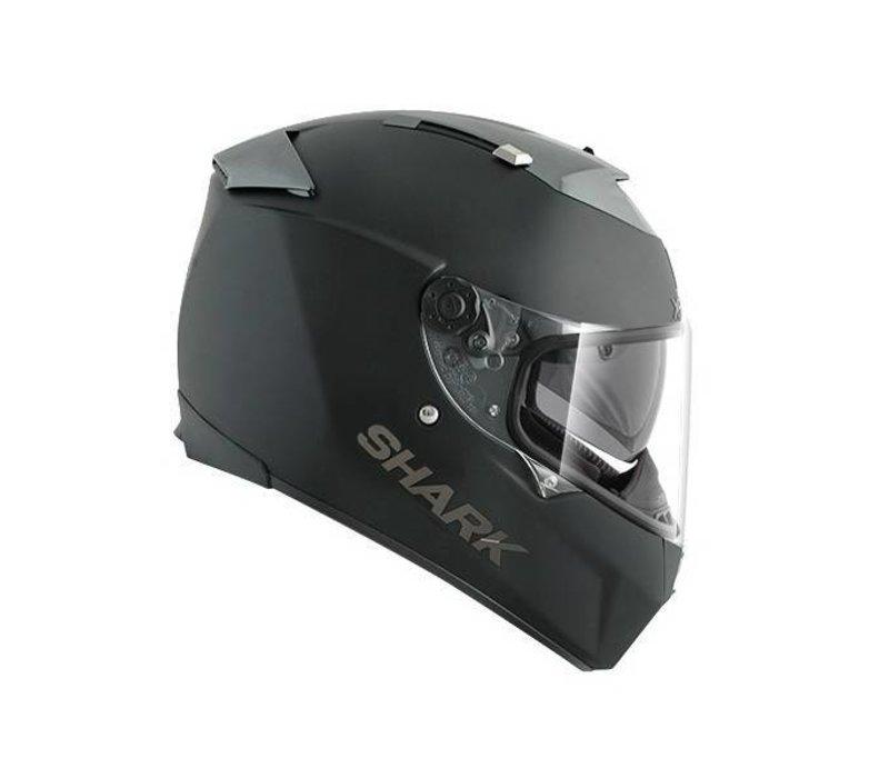 Casque Speed-R double noir