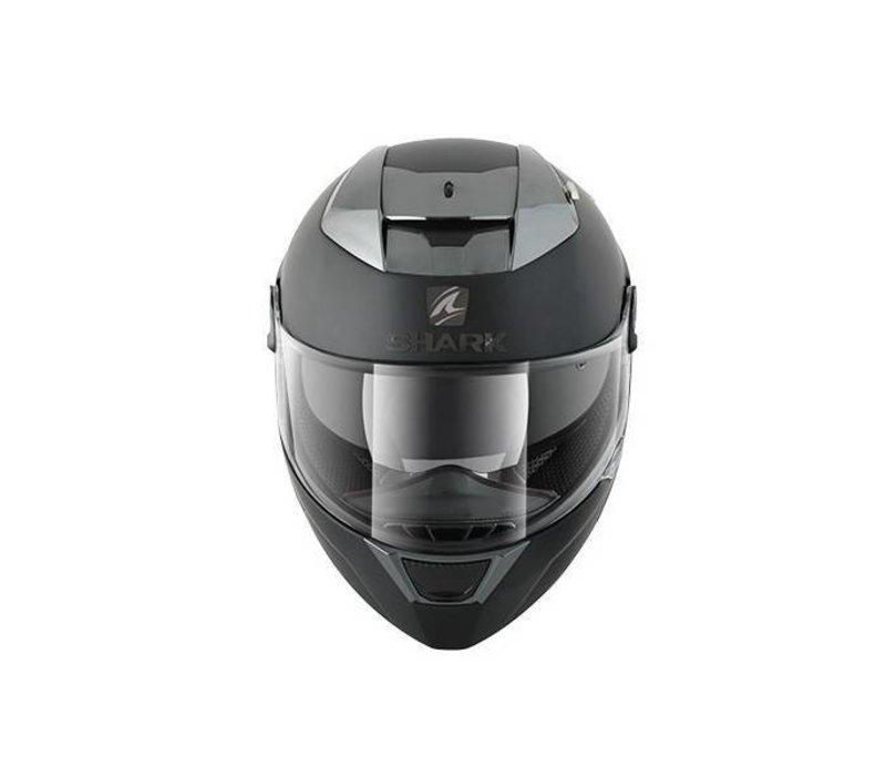 Geschwindigkeit-R Dual Schwarz Helm