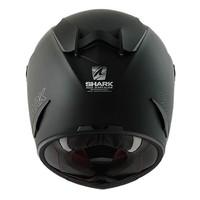 Race-R Pro zwart mat helm
