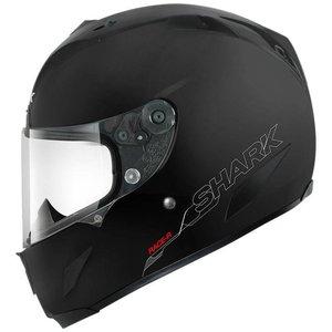 SHARK Race-R Pro casco nero opaco