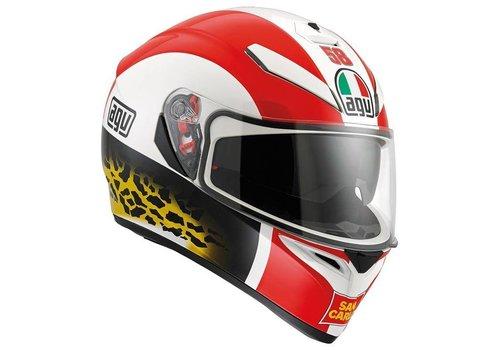 AGV K-3 SV Simoncelli casco