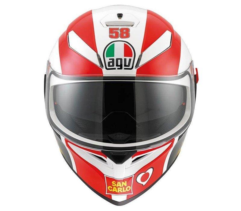K-3 SV Simoncelli helmet