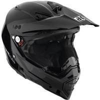AX-8 Dual Evo casco negro