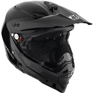 AGV AX-8 Dual Evo casco negro