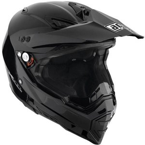 AGV AX-8 Dual Evo Helm schwarz