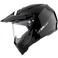 AX-8 Dual Evo casco nero