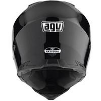 AX-8 Dual Evo helmet black