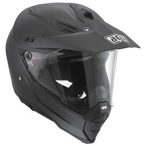 AGV AX-8 Dual Evo casco negro mate