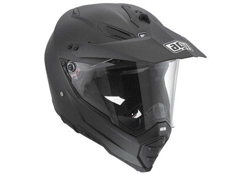 AGV AX-8 Dual Evo helm mat zwart