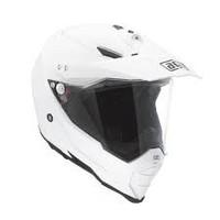AX-8 Dual Evo helmet white