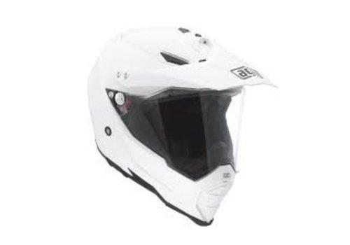 AGV AX-8 Dual Evo casco blanco