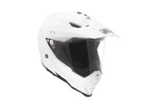 AGV AX-8 Dual Evo helm wit